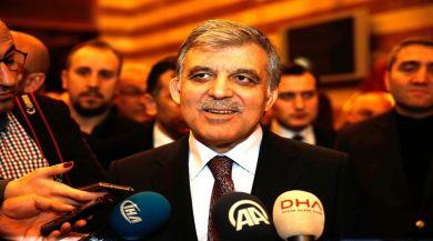 Abdullan Gül Beşiktaşı Kutladı