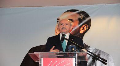 CHP lideri Kemal Kılıçdaroğlu: Biz İman Kuvvetiyle Yoldayız