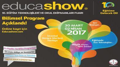 Educashow 30 Martta Başlıyor