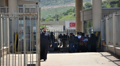 Cilvegözü Sınır Kapısı Yolcu Girişlerine Kapatıldı