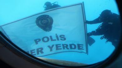 Türkiyenin İlk Sivil Denizaltısı İlk Seferine Çıktı