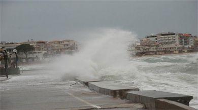Akdeniz İçin Fırtına Uyarısı