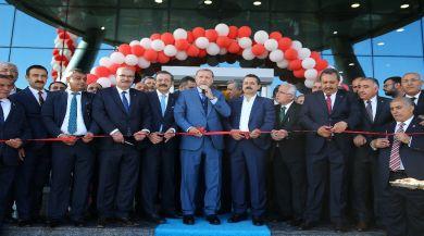 Açılışı Cumhurbaşkanı Erdoğan Yaptı