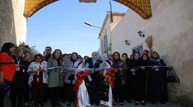Emine Erdoğan, Kültür Ve Sanat Sokağının Açılışını Yaptı