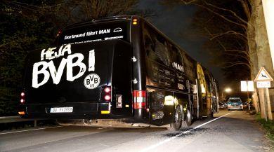 Borussia Dortmund Saldırısında 1 Şüpheli Gözaltında