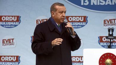 Erdoğandan Çifte Uyarı