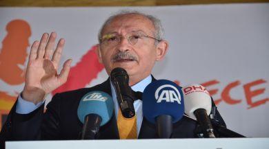 Kılıçdaroğlu Balıkesirde Konuştu