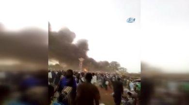 Senegalde Yangın: 22 Ölü