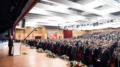 CHP 19. Olağanüstü Kurultayı'nda alınan kararlar