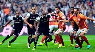 Beşiktaş 2-2 Galatasaray / Maç özeti