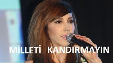 Hande Yener'den Demet Akalın'a Gönderme