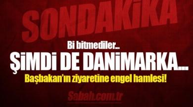 Danimarka'dan Başbakan Binali Yıldırım'ın Referandum Kampanyasına Engelleme Talebi!