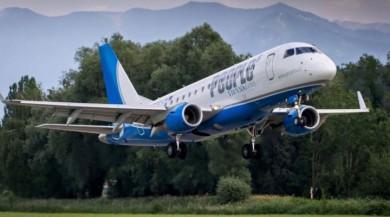Dünyanın en kısa uluslararası uçuşu başlıyor