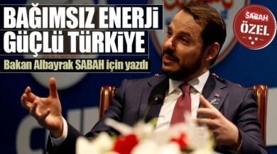 Enerji Bakan'ı Berat Albayrak'tan Çok Önemli Açıklamalar.