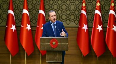 Erdoğan: 'Türkiye hem sahada, hem masada olacak'