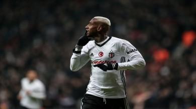 Beşiktaş, Kasımpaşa'yı Talisca'nın golleriyle devirdi