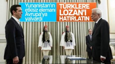 Yunanistan Türkiye'ye karşı AB'yi yardıma çağırdı