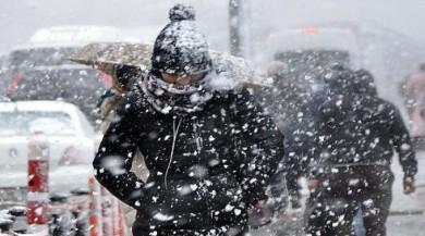 Meteoroloji'den son dakika hava durumu tahmini geldi! - İstanbul'a kar ne zaman yağacak