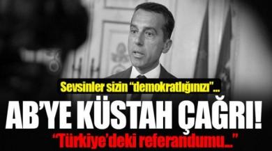 Avrupa Birliğinden Türkiye için Skandal çağrı: