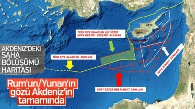 Kıbrıs açıklarındaki İtalyan sondaj gemisi çekildi