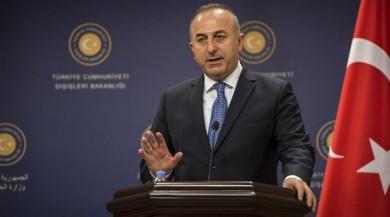 Dışişleri Bakanı Çavuşoğlu: Bizimle YPG'nin ağzıyla konuşmayın