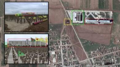 PKK kampının koordinatları deşifre edildi