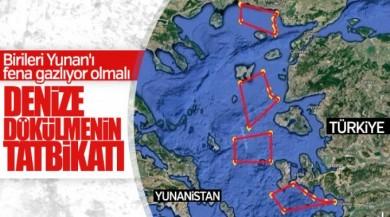 Yunanistan Ege Denizi'nde tatbikat yapacak