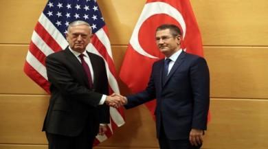 Son dakika... Bakan Canikli ABD'li mevkidaşı Mattis görüşmesi sona erdi