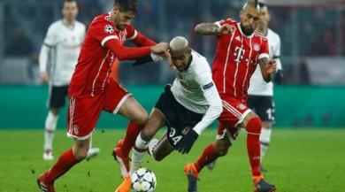 Bayern Münih-Beşiktaş - İLK YARI ÖZETİ