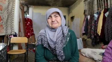 Antalya'da evi yanan aileye bakanlık sahip çıktı