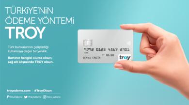 Dünya'nın Yerel Türk Ödeme Yöntemi #troy Geliyoo!