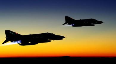 TSK'dan PKK'ya havadan darbe