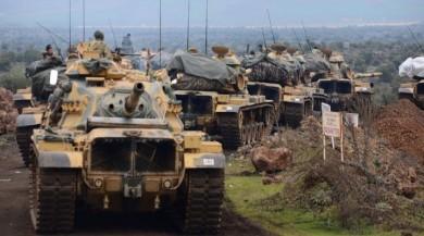Zeytin Dalı Harekatı'nda Son Durum: 3 Farlı Bölgeden Giriş Yapan TSK 11 Köyü Ele Geçirdi