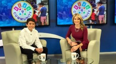 ABD 13 yaşındaki Kenan Pala'yı konuşuyor