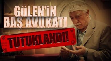 FETÖ Elebaşı Fethullah Gülen'in Avukatı Orhan Erdemli Tutuklandı!