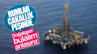Rumlar Türkiye'den sondaj izni istiyor