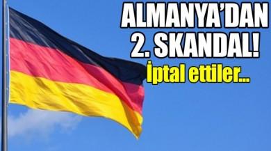 Almanya'da Skandallar Zinciri Devam Ediyor 2. Büyük Skandal!