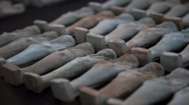 Mısır'da 8 firavun daha bulundu