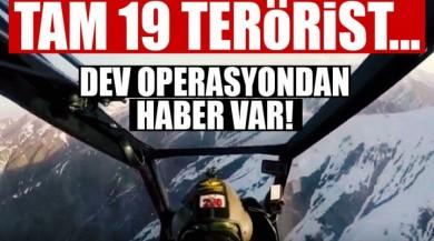 Türk Silahlı Kuvvetleri (TSK)'dan Diyarbakır Lice'de Operasyon!