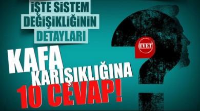 AK Parti Seçim Koordinasyon Merkezi (SKM) Kaygıları Sonlandırdı!