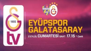 Galatasaray Eyüpspor Karşılaşması Saat Kaçta ve Hangi Kanalda?