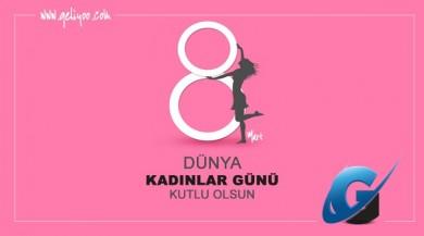 8 Mart Dünya Kadınlar Günü Özel Haber'i Geliyoo'dan Kamuoyuna Saygı İle Duyrulur!
