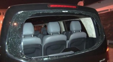 İstanbul'da Uber sürücüsüne silahlı saldırı