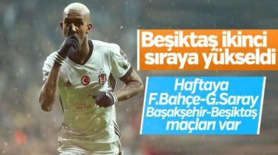 Beşiktaş Talisca'nın golüyle kazandı