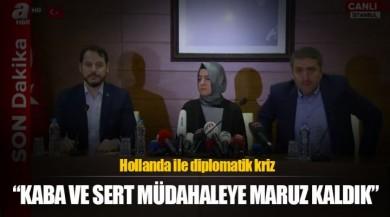 Aile Bakanı Kaya: