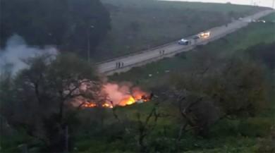 Son Dakika ... Orta Doğu Karıştı Şavaşın İlk Adımları Atıldı İsrail'in F16'sı Düşürüldü