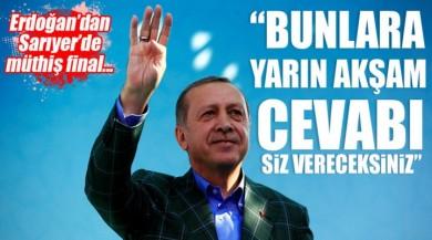 Cumhurbaşkanı Recep Tayyip Erdoğan: Sen bu işlerden anlamazsın Kemal