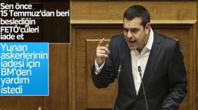Çipras, Yunan askerlerin iadesi için BM'den yardım istedi
