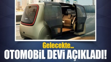 Volkswagen Otomobil'de Devrim Yapmaya Hazırlanıyor!