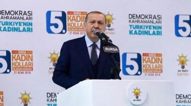 Cumhurbaşkanı Erdoğan'dan Yeni Açıklamalar Geldi